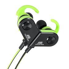 amazon com ab bluetooth sport magnetic headphones u2013premium