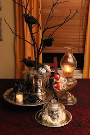 Halloween Table Decorations by