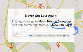 free maps and driving directions maps driving directions chrome web store
