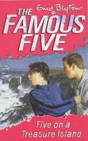 treasure island book report five on a treasure island famous five 1 by enid blyton