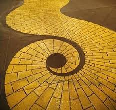 follow the yellow brick road mostly happy