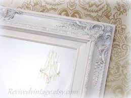 shabby chic mirrors for sale baroque framed mirror