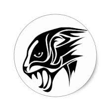 tribal tattoo stickers zazzle com au