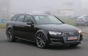 audi rs4 avant mule spied testing near the u0027ring