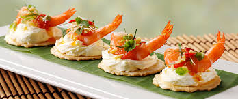 canapes ideas inspired canapes