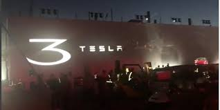 is the tesla model 3 launch today the d day for electric cars i