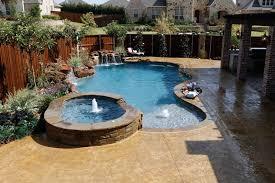 free form pools freeform pool designs mckinney natural pool designs