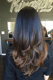 step cutting hair 21 long haircuts with layers for every type of texture long