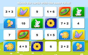 amazon com math games for pre k fourth grade math bingo and
