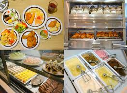 Eat All You Can Buffet by We Try The Sweets Soups Pastas And Fried Chicken Of Kfc U0027s All