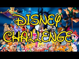 Challenge Reto Disney Challenge Reto De Disney Vero Vlogs C Setetesela