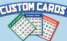 custom cards bingo room 5dimes sportsbook casino live