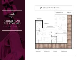herreshoff apartments at fortis quay manchester knight knox