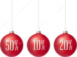 merry sale baubles stock vector jizo 56636129