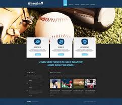 Baseball Resume Template Baseball Player Profile Template Virtren Com