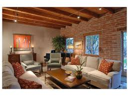 spectacular accent wall ideas for living room living room brick