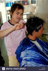 chinese hair salon shop stock photos u0026 chinese hair salon shop