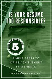 Steps To Write Resume Blog Modern Resume