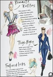 32 best fashion sketchbooks images on pinterest fashion