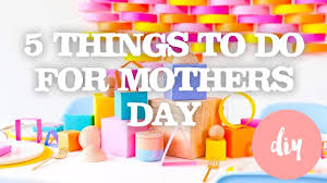 5 easy diy mothers day gift ideas for kids family fun time youtube