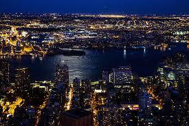 new york at night eyeem