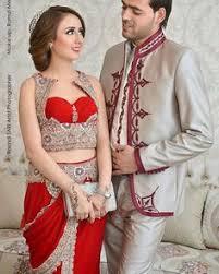 mariage tunisien fouta et blousa habit traditionnel tunisien pour les cérémonies de