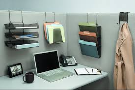 Office Wall Organization System by Amazon Com Fellowes Mesh Partition Additions Triple Tray Side