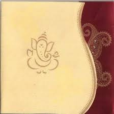 Wedding Invitation Hindu Ganesh Purple Ganesh Wedding Invitations Wedding Invitation Sample