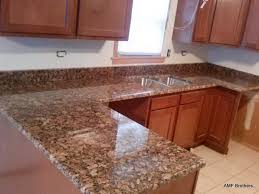 giallo fiorito granite with oak cabinets giallo fiorito granite amf brothers