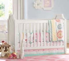 Pottery Barn Ruffle Crib Skirt 162 Best Girls Nursery Ideas Images On Pinterest Nursery Ideas