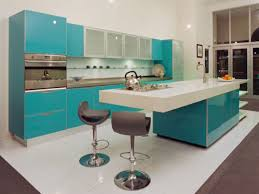 fresh awesome rustic turquoise kitchen cabinets 11554