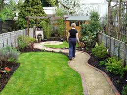 Small Landscape Garden Ideas Picture 5 Of 36 Backyard Landscaping Design New Small Backyard
