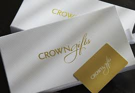 Business Cards Perth Purchasing Crown Gifts Cards For Shopping Crown Perth