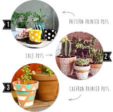 Painting Garden Pots Ideas Diy Plant Pots Plant Propaganda