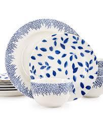 martha stewart collection stockholm dinnerware collection 12 pc