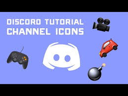 discord tutorial discord tutorial adding channel icons to your server via emojis