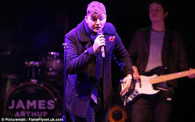 james arthur moves on from twitter rant to turn on manchester u0027s