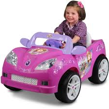 pink convertible jeep disney sofia the first convertible car 6 volt battery powered ride