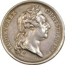 chambre du commerce rouen vso louis xv médaille de la chambre de commerce de rouen 1752