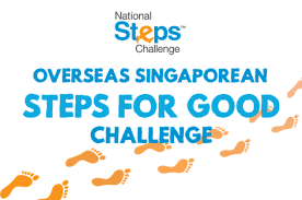 Challenge Steps Overseas Singaporean