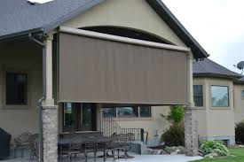 Sunscreen Patios And Pergolas by Sunscreens Gallery Boyd U0027s Custom Patios