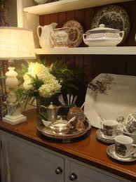 tea coffee bar idea tea pots display idea not until i u0027ve