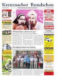 Wingenter Bad Kreuznach Ausgabe Kw 32 11 By Kreuznacher Rundschau Issuu