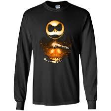 disney halloween t shirts halloween disney jack skellington face t shirt u2013 trend shirt