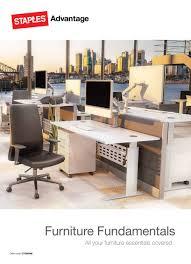 Office Furniture Design Catalogue Pdf Furniture Fundamentals Catalogue Staples Now Winc
