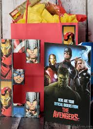 marvel wrapping paper diy initial sign gift ideas for a fan