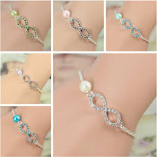 fashion infinity bracelet images Heart bracelet jpg
