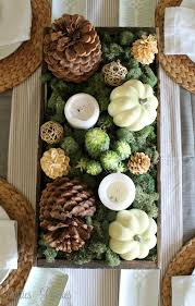 thanksgiving centerpiece for pennies