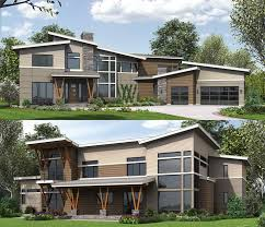 2 Story Modern House Plans 180 Best Modern House Plans Images On Pinterest Modern House