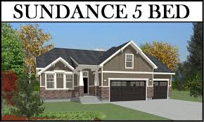 sundance 3 car 5 bed 2114 2 story u2013 utah home design